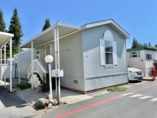 1850 Evans Ln 50, San Jose, CA 95125 (#ML81867138) :: Real Estate Experts