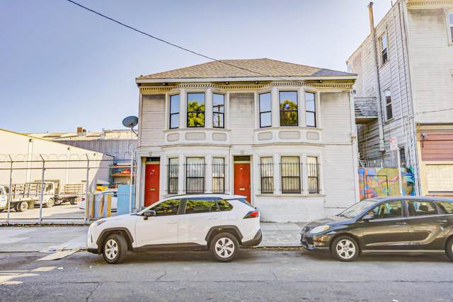 3189 19th St, San Francisco, CA 94110 (#ML81867158) :: RE/MAX Gold