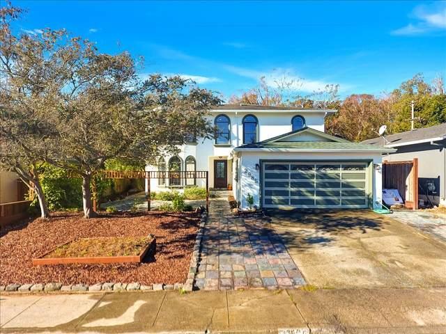 2985 Fleetwood Dr, San Bruno, CA 94066 (#ML81867167) :: The Sean Cooper Real Estate Group