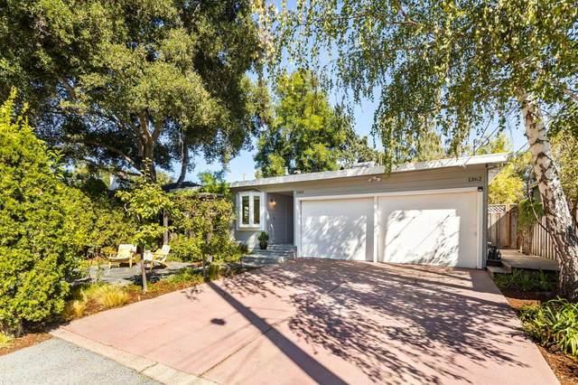 1360 Cloud Ave, Menlo Park, CA 94025 (#ML81867178) :: The Sean Cooper Real Estate Group