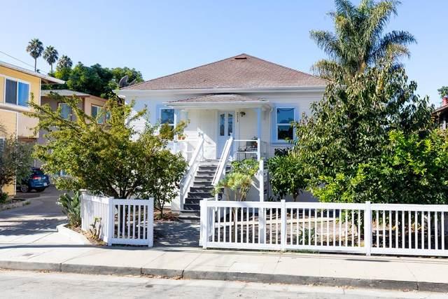 211 Blackburn St, Santa Cruz, CA 95060 (#ML81867180) :: The Sean Cooper Real Estate Group