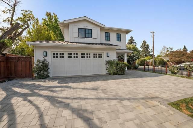 3006 Alameda De Las Pulgas, Menlo Park, CA 94025 (#ML81867183) :: The Sean Cooper Real Estate Group