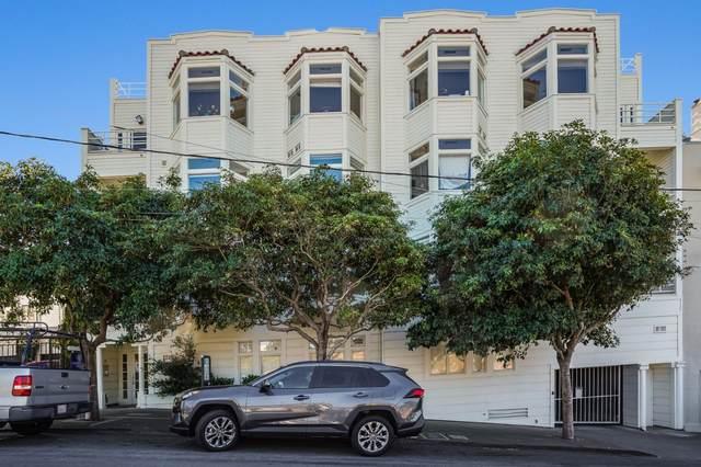 1215 Greenwich St 3C, San Francisco, CA 94109 (#ML81867197) :: The Sean Cooper Real Estate Group