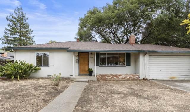 4297 Wilkie Way, Palo Alto, CA 94306 (#ML81867217) :: Intero Real Estate