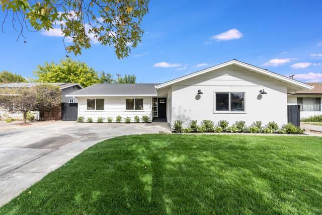 1625 Noreen Dr, San Jose, CA 95124 (#ML81867218) :: The Kulda Real Estate Group