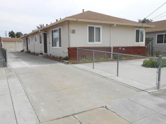 1680 Shortridge Ave, San Jose, CA 95116 (#ML81867226) :: The Kulda Real Estate Group