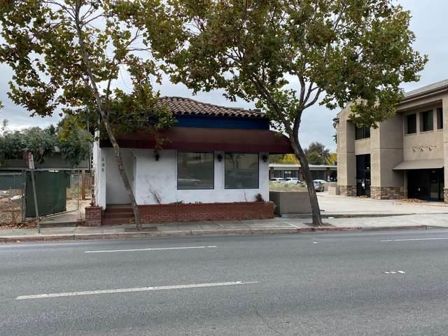 135 El Camino Real, Menlo Park, CA 94025 (#ML81867252) :: The Kulda Real Estate Group