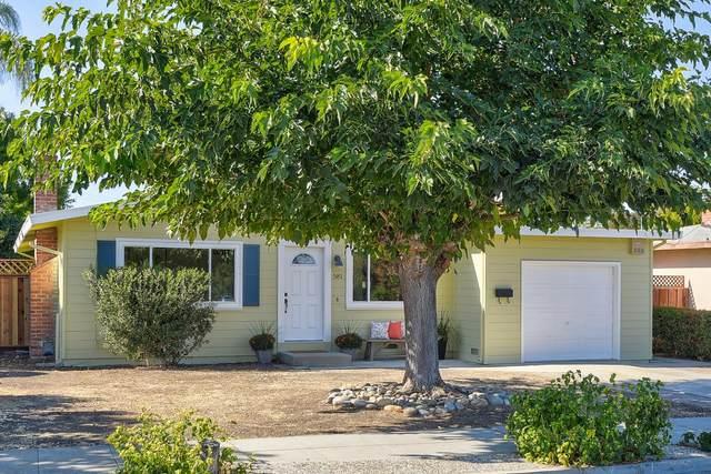 581 Kirk Ave, Sunnyvale, CA 94085 (#ML81867253) :: The Kulda Real Estate Group