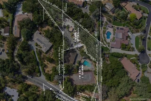 14985 Quito Rd, Saratoga, CA 95070 (#ML81867256) :: Intero Real Estate