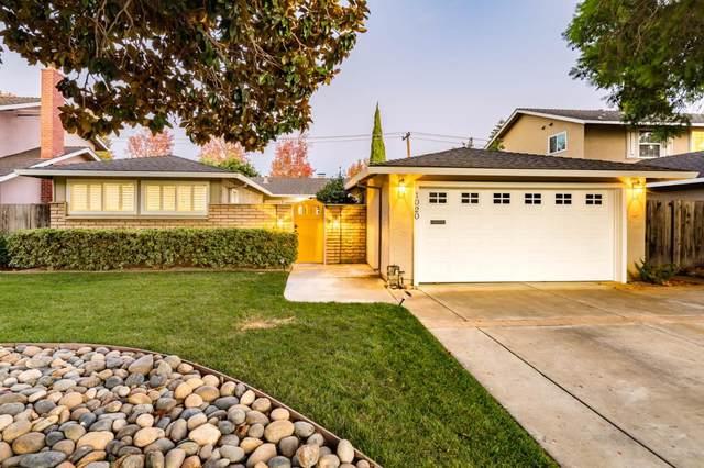 1020 Hollenbeck Ave, Sunnyvale, CA 94087 (#ML81867299) :: The Kulda Real Estate Group
