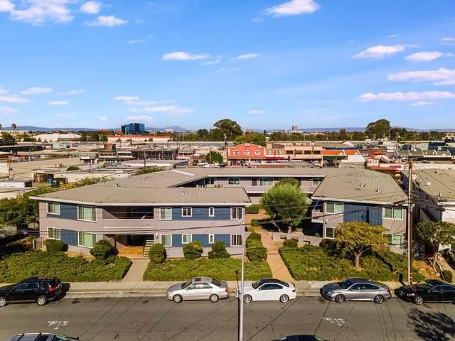 2301 Flores St, San Mateo, CA 94403 (#ML81867364) :: The Sean Cooper Real Estate Group