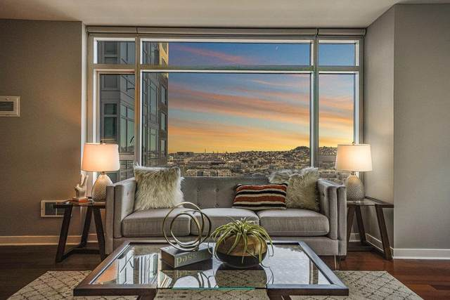 1160 Mission St 1701, San Francisco, CA 94103 (#ML81867389) :: The Sean Cooper Real Estate Group