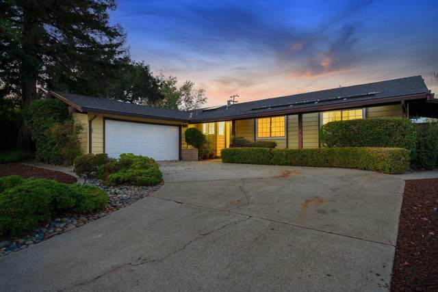 1685 Kamsack Dr, Sunnyvale, CA 94087 (#ML81867407) :: The Kulda Real Estate Group