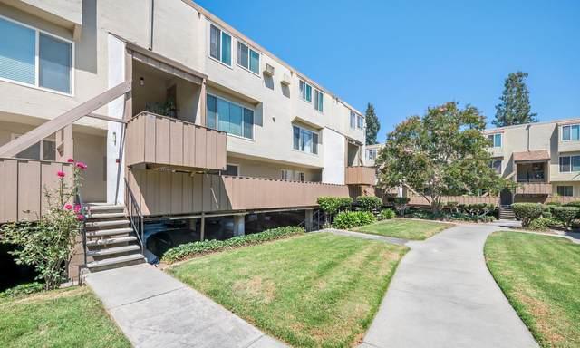 410 Auburn Way 19, San Jose, CA 95129 (#ML81867412) :: Intero Real Estate