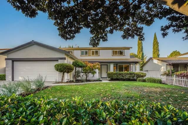 1041 Iris Ave, Sunnyvale, CA 94086 (#ML81867419) :: The Kulda Real Estate Group
