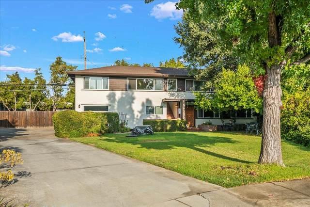 360 Waverley St, Menlo Park, CA 94025 (#ML81867423) :: The Sean Cooper Real Estate Group