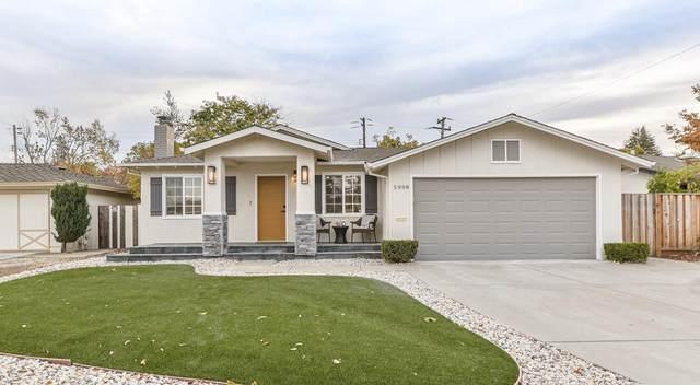 5998 Pilgrim Ave, San Jose, CA 95129 (#ML81867435) :: The Sean Cooper Real Estate Group