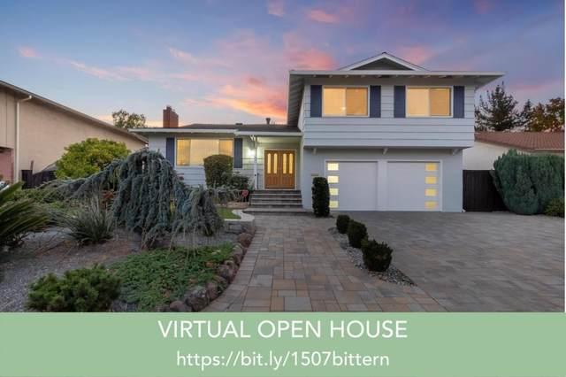 1507 Bittern Dr, Sunnyvale, CA 94087 (#ML81867436) :: The Kulda Real Estate Group