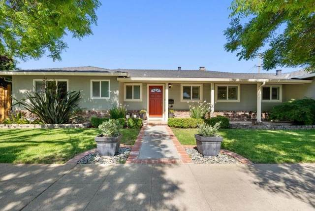 2822 Nicholas Dr, San Jose, CA 95124 (#ML81867444) :: The Sean Cooper Real Estate Group