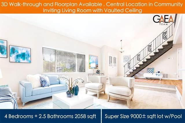 2216 Colonial Ct, Walnut Creek, CA 94598 (#ML81867463) :: Intero Real Estate