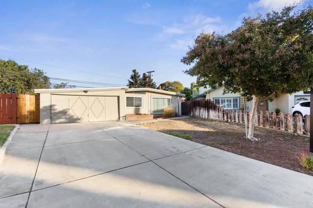 3561 Shafer Dr, Santa Clara, CA 95051 (#ML81867467) :: The Sean Cooper Real Estate Group