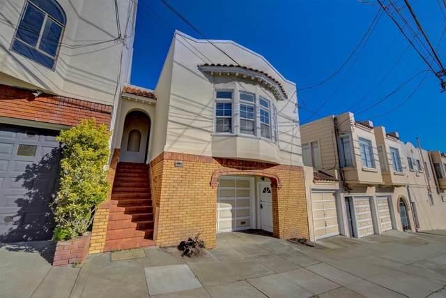 2378 21st Ave, San Francisco, CA 94116 (#ML81867478) :: Intero Real Estate