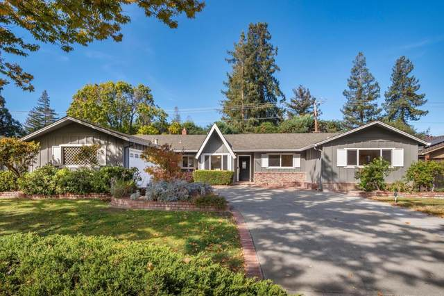 1281 Cordelia Ave, San Jose, CA 95129 (#ML81867504) :: The Sean Cooper Real Estate Group