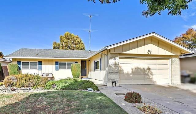 1661 Trona Way, San Jose, CA 95125 (#ML81867505) :: Robert Balina | Synergize Realty