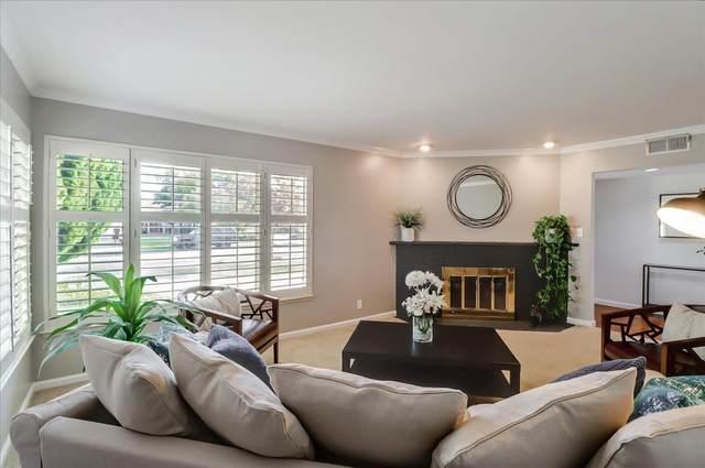 1667 Milroy Pl, San Jose, CA 95124 (#ML81867517) :: The Kulda Real Estate Group