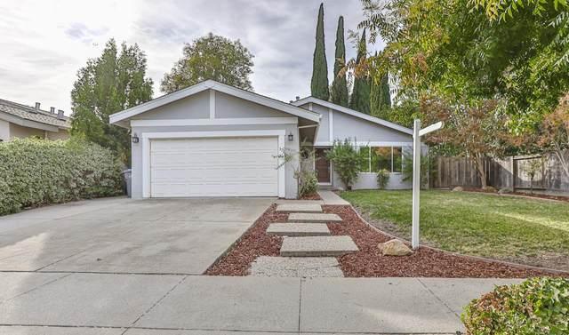 370 Avenida Manzanos, San Jose, CA 95123 (#ML81867544) :: Intero Real Estate
