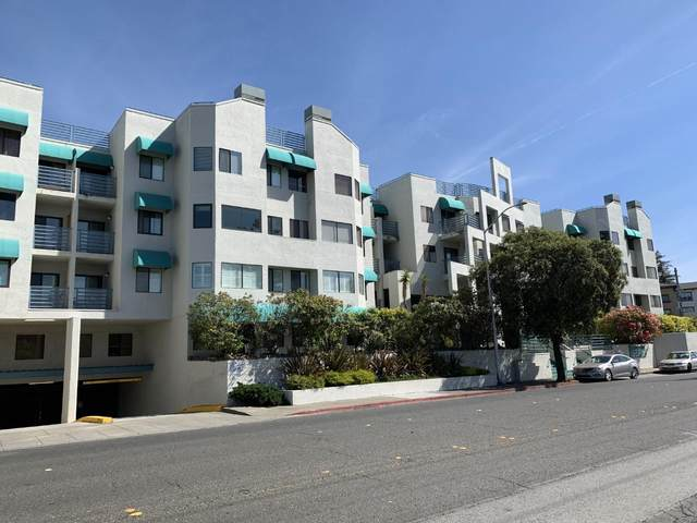 320 Peninsula Ave 318, San Mateo, CA 94401 (#ML81867548) :: Intero Real Estate