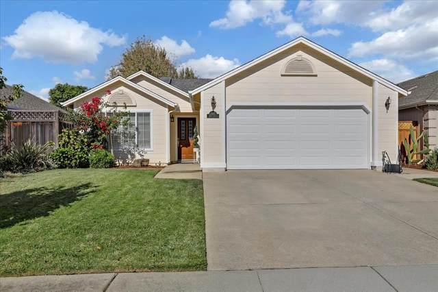 387 Calle Atavio, Morgan Hill, CA 95037 (#ML81867552) :: The Sean Cooper Real Estate Group