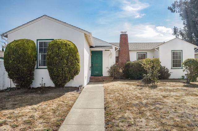 503 Capuchino Dr, Millbrae, CA 94030 (#ML81867556) :: Intero Real Estate
