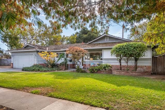 856 Curtner Ave, San Jose, CA 95125 (#ML81867568) :: Robert Balina | Synergize Realty