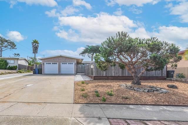 3178 Crescent Ave, Marina, CA 93933 (#ML81867581) :: The Kulda Real Estate Group