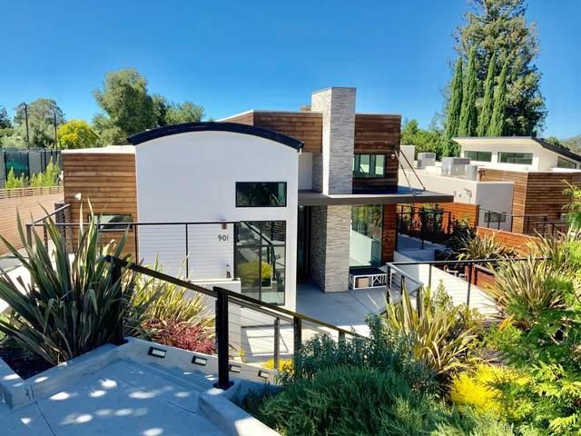 901 Loyola Dr, Los Altos, CA 94024 (#ML81867583) :: The Sean Cooper Real Estate Group