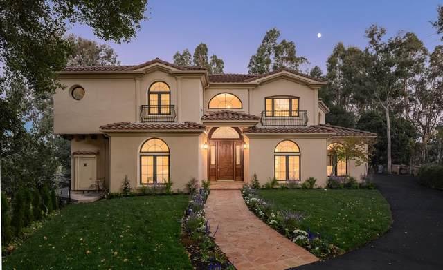 1137 Hillslope Pl, Los Altos, CA 94024 (#ML81867588) :: The Sean Cooper Real Estate Group