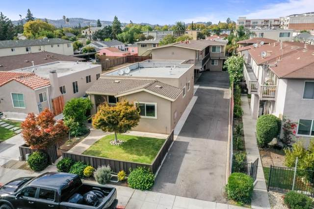 140 Roosevelt Ave, Redwood City, CA 94061 (#ML81867589) :: The Sean Cooper Real Estate Group