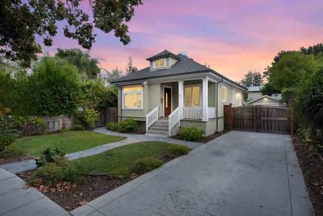 112 Churchill Ave, Palo Alto, CA 94301 (#ML81867617) :: Intero Real Estate