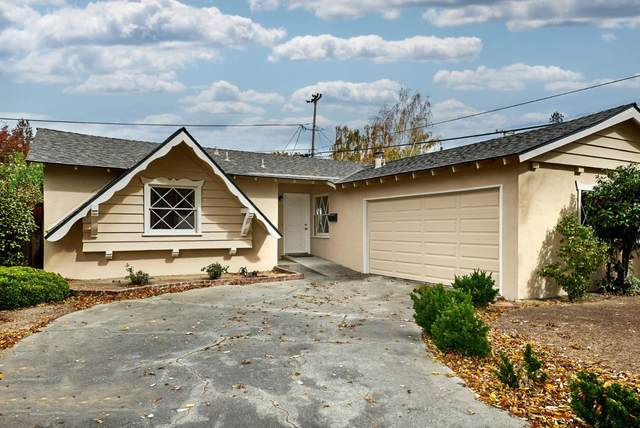 5117 Shady Ave, San Jose, CA 95129 (#ML81867639) :: The Sean Cooper Real Estate Group