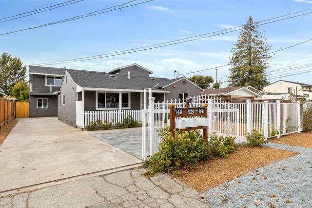 561 4th Ave, Redwood City, CA 94063 (#ML81867641) :: The Kulda Real Estate Group