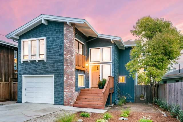419 Park Dr, Aptos, CA 95003 (#ML81867642) :: The Sean Cooper Real Estate Group