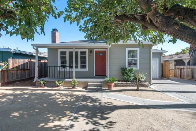 214 Ridge Vista Ave, San Jose, CA 95127 (#ML81867647) :: The Kulda Real Estate Group