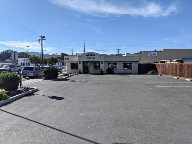 590 Del Monte Ave, Monterey, CA 93940 (#ML81867652) :: Paymon Real Estate Group