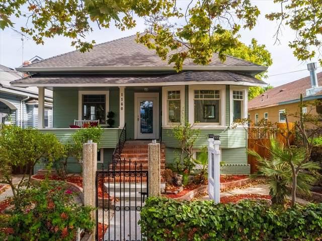 1160 Sherman St, San Jose, CA 95110 (#ML81867657) :: The Sean Cooper Real Estate Group