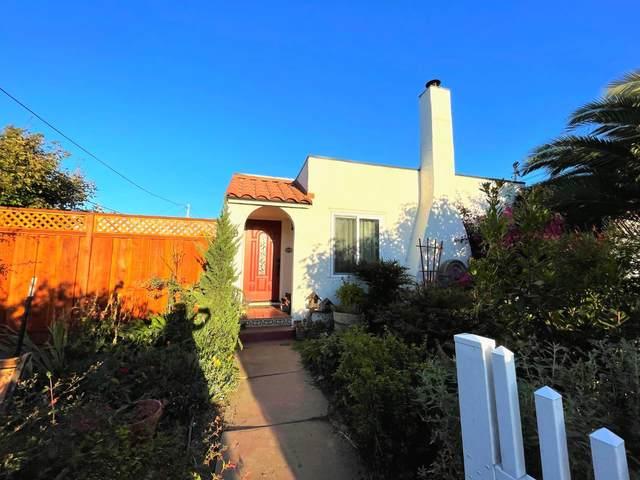29 Buena Vista St, Salinas, CA 93901 (#ML81867661) :: The Kulda Real Estate Group