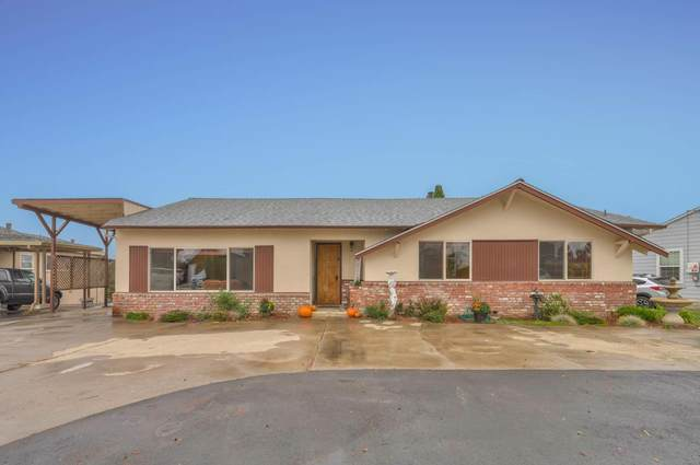 98 Cutter Dr, Watsonville, CA 95076 (#ML81867704) :: The Kulda Real Estate Group