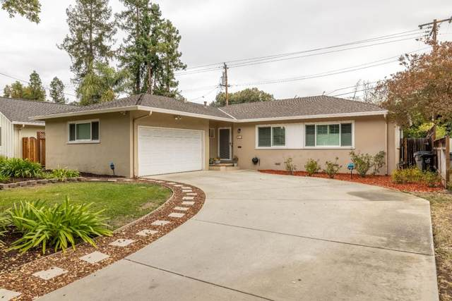 2019 Laurelei Ave, San Jose, CA 95128 (#ML81867723) :: The Kulda Real Estate Group