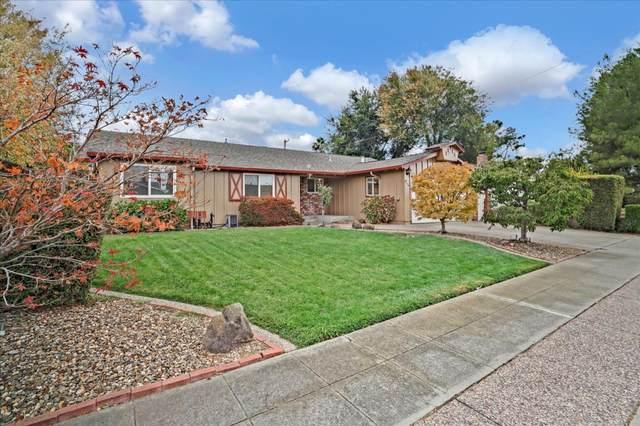 7400 Limerick Ave, Dublin, CA 94568 (#ML81867732) :: The Kulda Real Estate Group