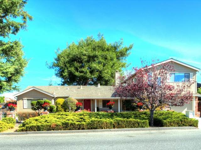 1094 Harriet Ave, Campbell, CA 95008 (#ML81867756) :: Robert Balina | Synergize Realty
